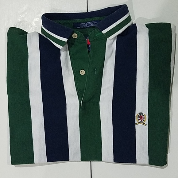16cdf6ffbd9 Tommy Hilfiger Vintage Color Block Polo. M_5c8dd2966a0bb70ac7effd1e
